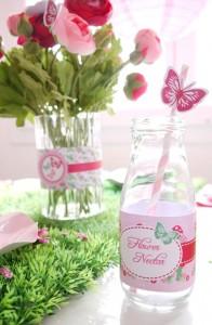 Pixie Fairy Party via Kara's Party Ideas | KarasPartyIdeas.com #pixie #fairy #pink #girl #party #ideas (29)