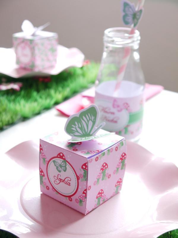 Pixie Fairy Party via Kara's Party Ideas | KarasPartyIdeas.com #pixie #fairy #pink #girl #party #ideas (26)