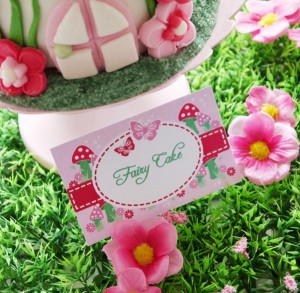 Pixie Fairy Party via Kara's Party Ideas | KarasPartyIdeas.com #pixie #fairy #pink #girl #party #ideas (24)