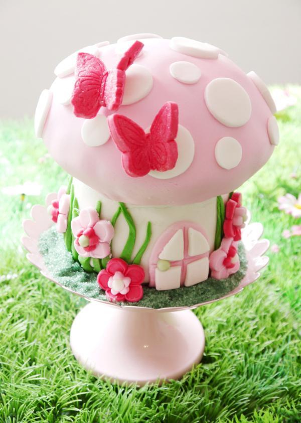 Pixie Fairy Party via Kara's Party Ideas | KarasPartyIdeas.com #pixie #fairy #pink #girl #party #ideas (23)