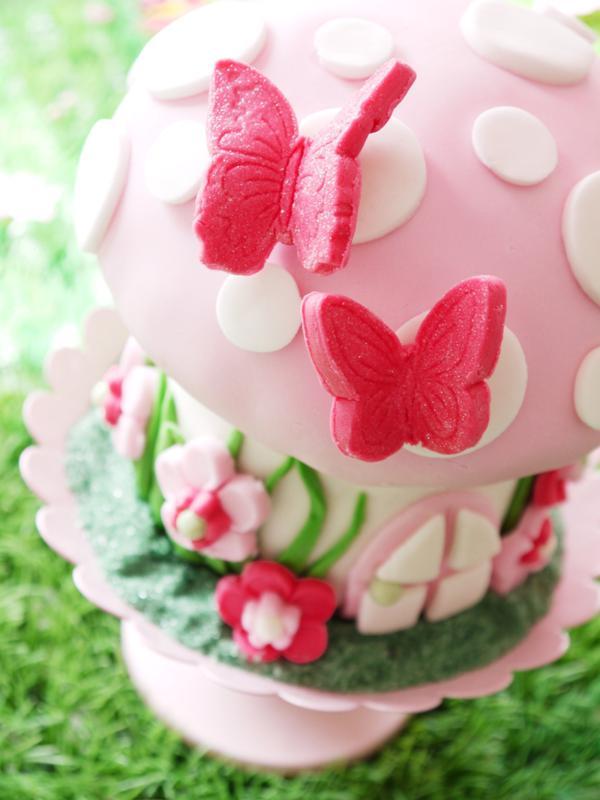 Pixie Fairy Party via Kara's Party Ideas | KarasPartyIdeas.com #pixie #fairy #pink #girl #party #ideas (22)