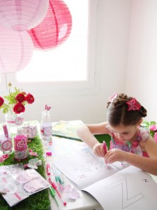 Pixie Fairy Party via Kara's Party Ideas | KarasPartyIdeas.com #pixie #fairy #pink #girl #party #ideas (11)