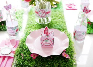 Pixie Fairy Party via Kara's Party Ideas | KarasPartyIdeas.com #pixie #fairy #pink #girl #party #ideas (4)