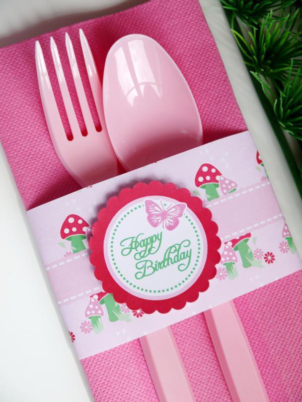 Pixie Fairy Party via Kara's Party Ideas | KarasPartyIdeas.com #pixie #fairy #pink #girl #party #ideas (1)