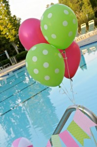 Preppy Pink and Green Sea Turtle Party via Kara's Party Ideas | Kara'sPartyIdeas.com #preppy #pink #and #green #sea #turtle #birthday #party (15)