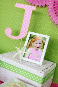 Preppy Pink and Green Sea Turtle Party via Kara's Party Ideas | Kara'sPartyIdeas.com #preppy #pink #and #green #sea #turtle #birthday #party (7)