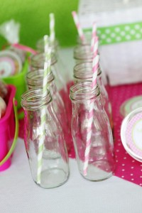 Preppy Pink and Green Sea Turtle Party via Kara's Party Ideas   Kara'sPartyIdeas.com #preppy #pink #and #green #sea #turtle #birthday #party (3)