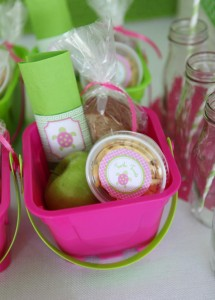 Preppy Pink and Green Sea Turtle Party via Kara's Party Ideas | Kara'sPartyIdeas.com #preppy #pink #and #green #sea #turtle #birthday #party (25)