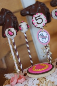 Cowgirl Princess Fifth Birthday Party via Kara's Party Ideas | Kara'sPartyIdeas.com #cowgirl #princess #birthday #party #ideas #supplies #decorations (17)