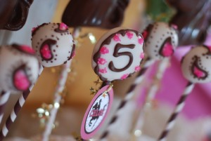 Cowgirl Princess Fifth Birthday Party via Kara's Party Ideas | Kara'sPartyIdeas.com #cowgirl #princess #birthday #party #ideas #supplies #decorations (16)
