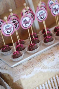 Cowgirl Princess Fifth Birthday Party via Kara's Party Ideas | Kara'sPartyIdeas.com #cowgirl #princess #birthday #party #ideas #supplies #decorations (15)