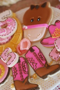 Cowgirl Princess Fifth Birthday Party via Kara's Party Ideas | Kara'sPartyIdeas.com #cowgirl #princess #birthday #party #ideas #supplies #decorations (13)