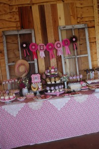 Cowgirl Princess Fifth Birthday Party via Kara's Party Ideas | Kara'sPartyIdeas.com #cowgirl #princess #birthday #party #ideas #supplies #decorations (28)