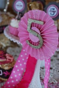 Cowgirl Princess Fifth Birthday Party via Kara's Party Ideas | Kara'sPartyIdeas.com #cowgirl #princess #birthday #party #ideas #supplies #decorations (8)