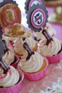 Cowgirl Princess Fifth Birthday Party via Kara's Party Ideas | Kara'sPartyIdeas.com #cowgirl #princess #birthday #party #ideas #supplies #decorations (4)