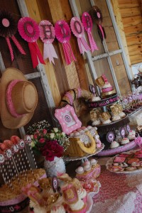 Cowgirl Princess Fifth Birthday Party via Kara's Party Ideas | Kara'sPartyIdeas.com #cowgirl #princess #birthday #party #ideas #supplies #decorations (27)