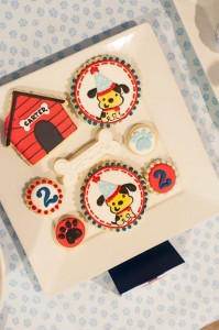 Puppy Paw-ty via Kara's Party Ideas | Kara'sPartyIdeas.com #puppy #party #ideas #supplies #planning #paw #party (17)