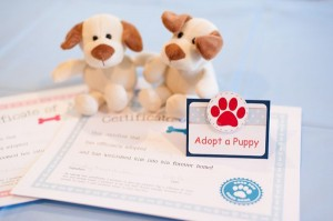 Puppy Paw-ty via Kara's Party Ideas | Kara'sPartyIdeas.com #puppy #party #ideas #supplies #planning #paw #party (7)