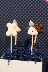 Puppy Paw-ty via Kara's Party Ideas | Kara'sPartyIdeas.com #puppy #party #ideas #supplies #planning #paw #party (3)