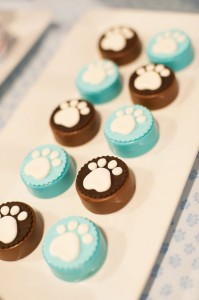 Puppy Paw-ty via Kara's Party Ideas | Kara'sPartyIdeas.com #puppy #party #ideas #supplies #planning #paw #party (2)