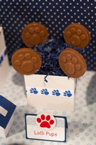 Puppy Paw-ty via Kara's Party Ideas | Kara'sPartyIdeas.com #puppy #party #ideas #supplies #planning #paw #party (26)