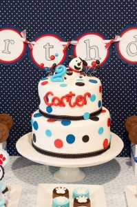 Puppy Paw-ty via Kara's Party Ideas | Kara'sPartyIdeas.com #puppy #party #ideas #supplies #planning #paw #party (25)