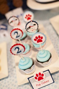 Puppy Paw-ty via Kara's Party Ideas | Kara'sPartyIdeas.com #puppy #party #ideas #supplies #planning #paw #party (24)