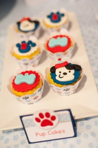 Puppy Paw-ty via Kara's Party Ideas | Kara'sPartyIdeas.com #puppy #party #ideas #supplies #planning #paw #party (23)