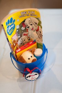 Puppy Paw-ty via Kara's Party Ideas | Kara'sPartyIdeas.com #puppy #party #ideas #supplies #planning #paw #party (22)