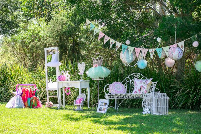 Ballerina Birthday Party Via KarasPartyIdeas Ballet Princess Idea