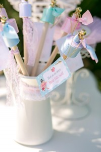 Ballerina Birthday Party via KarasPartyIdeas.com #ballet #princess #party #idea #supplies (74)