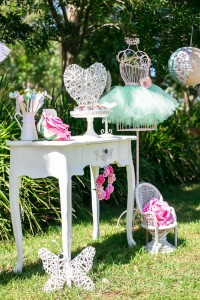Ballerina Birthday Party via KarasPartyIdeas.com #ballet #princess #party #idea #supplies (69)