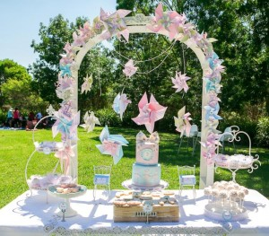 Ballerina Birthday Party via KarasPartyIdeas.com #ballet #princess #party #idea #supplies (51)