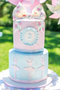 Ballerina Birthday Party via KarasPartyIdeas.com #ballet #princess #party #idea #supplies (43)