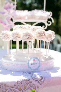 Ballerina Birthday Party via KarasPartyIdeas.com #ballet #princess #party #idea #supplies (42)