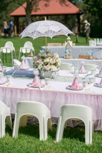 Ballerina Birthday Party via KarasPartyIdeas.com #ballet #princess #party #idea #supplies (34)