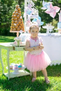 Ballerina Birthday Party via KarasPartyIdeas.com #ballet #princess #party #idea #supplies (23)