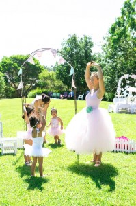 Ballerina Birthday Party via KarasPartyIdeas.com #ballet #princess #party #idea #supplies (17)