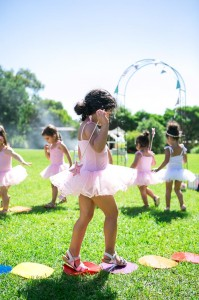 Ballerina Birthday Party via KarasPartyIdeas.com #ballet #princess #party #idea #supplies (15)