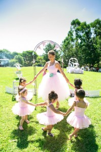 Ballerina Birthday Party via KarasPartyIdeas.com #ballet #princess #party #idea #supplies (14)
