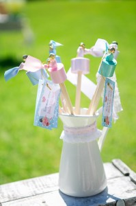 Ballerina Birthday Party via KarasPartyIdeas.com #ballet #princess #party #idea #supplies (11)