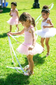 Ballerina Birthday Party via KarasPartyIdeas.com #ballet #princess #party #idea #supplies (7)