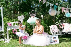Ballerina Birthday Party via KarasPartyIdeas.com #ballet #princess #party #idea #supplies (6)