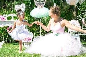 Ballerina Birthday Party via KarasPartyIdeas.com #ballet #princess #party #idea #supplies (5)