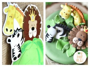 #safari #party #ideas #planning #idea #supplies #SafariCake #cake #decorations (4)