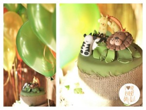 #safari #party #ideas #planning #idea #supplies #SafariCake #cake #decorations (6)