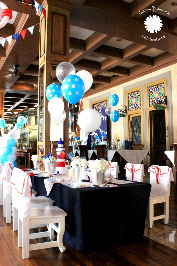 Sailor Bear Birthday Party via Kara's Party Kara'PartyIdeas.com #sailor #bear #birthday #party #planning #ideas #supplies (5)