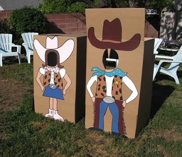 Shabby Chic Cowgirl Birthday Party via Kara's Party Ideas | Kara'sPartyIdeas.com #shabby #chic #cowgirl #birthday #party #ideas #supplies (5)