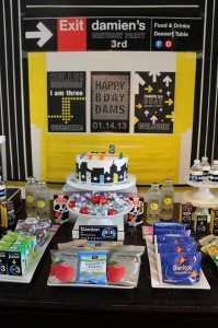 #NewYork #SubwayCake #Subway #planning #ideas #decorations #party #supplies (3)