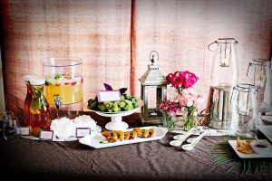 Summer Dinner Party via Kara's Party Ideas | Kara'sPartyIdeas.com #summer #dinner #party #hosting #supplies #ideas (2)